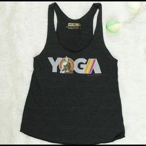 Spiritual Gangster Buddha Yoga Tank
